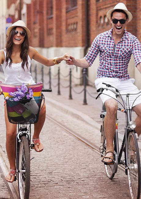 Fördern Sie eine gesunde und nachhaltige Mobilität durch E-Bike Leasing