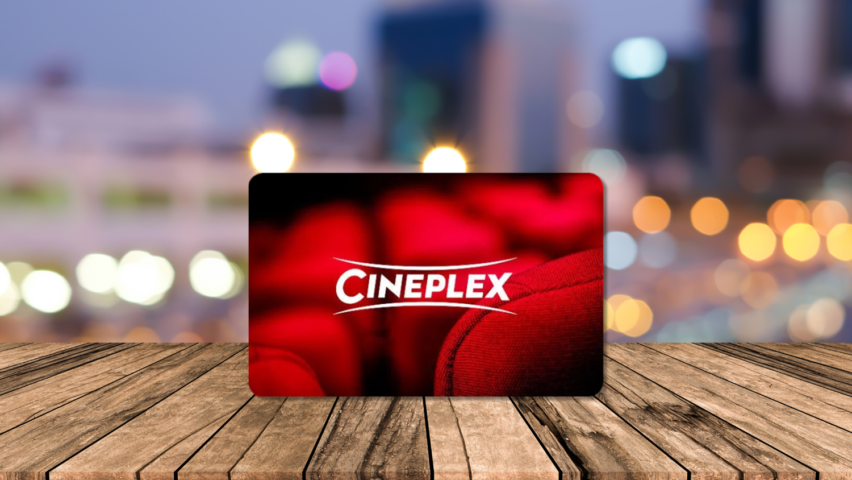 Cineplex - 10% mit der Gutscheinkarte sparen