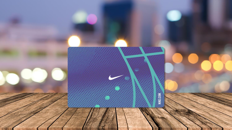 Nike - 10% mit der Gutscheinkarte sparen