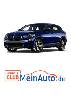BMW X2 ab 206,50€ mtl.