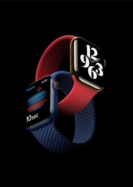 Apple Watch Series 6 LTE (40mm) Alu Sport