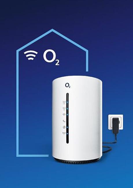 NEU: O2 HomeSpot
