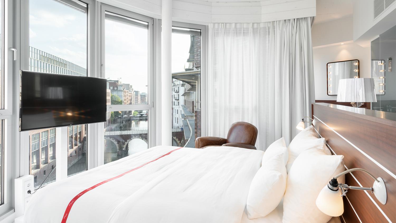 Gewinnen Sie zwei Nächte im neuen Ruby Hotel Lotti in Hamburg im Wert von 520€