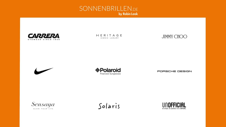 Sonnenbrillen.de - Marken-Sonnenbrillen günstig online kaufen