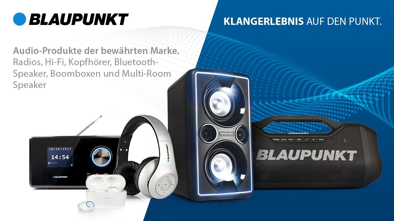 Blaupunkt Audio - Jetzt mit 10% Rabatt