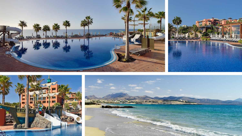 Wunderschönes Fuerteventura - 4**** Hotel - HP - DZ p.P. schon ab 371,- €