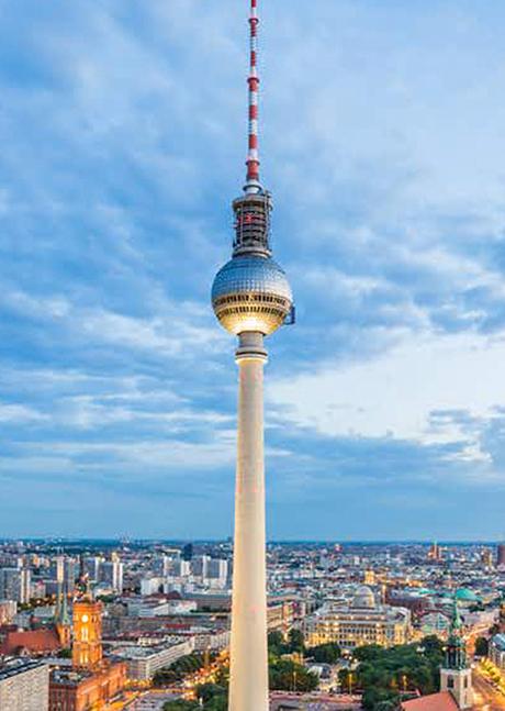 Tickets für Berliner Fernsehturm