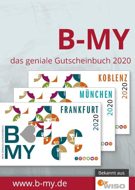 B-MY Gutscheinbuch