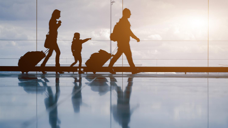 Reiserücktrittsversicherung für ein Jahr