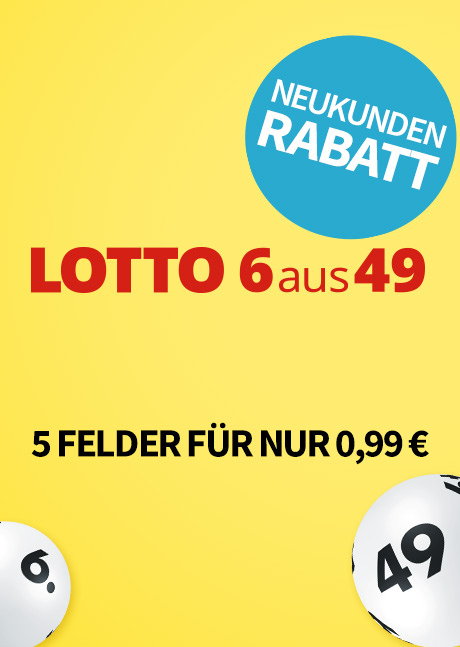 Lottohelden: LOTTO 6aus49
