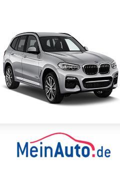 BMW X3 bei MeinAuto