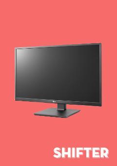 SHIFTER | LG LED-Monitor