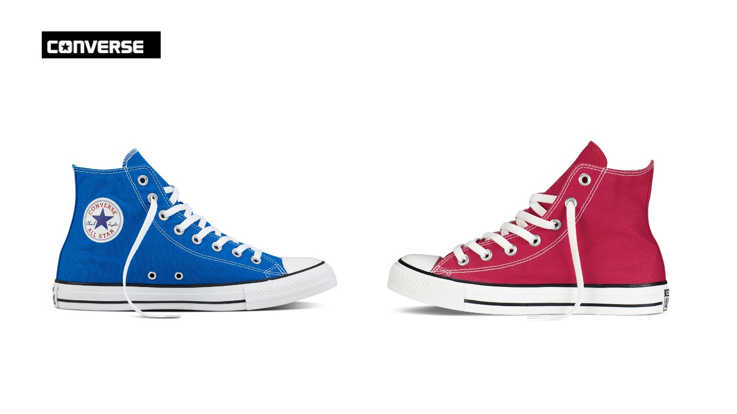 CONVERSE - 40% auf Selected Bright Styles