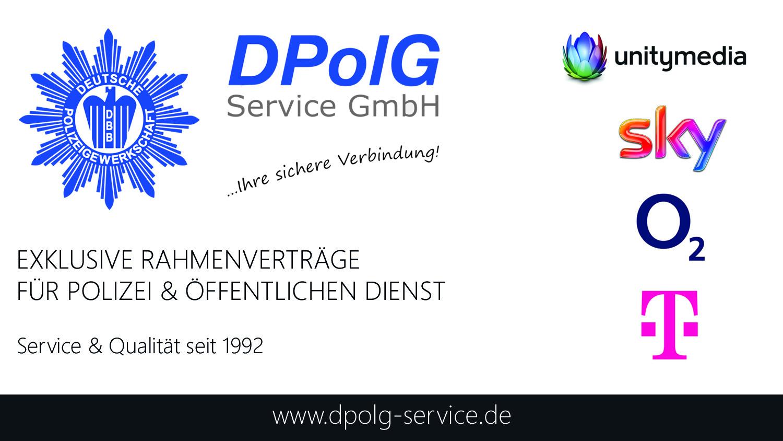 DPolG Service - Ihr Mobilfunkanbieter