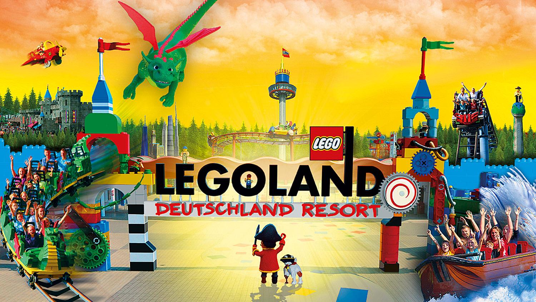 LEGOLAND Deutschland Resort: Abenteuer für die ganze Familie