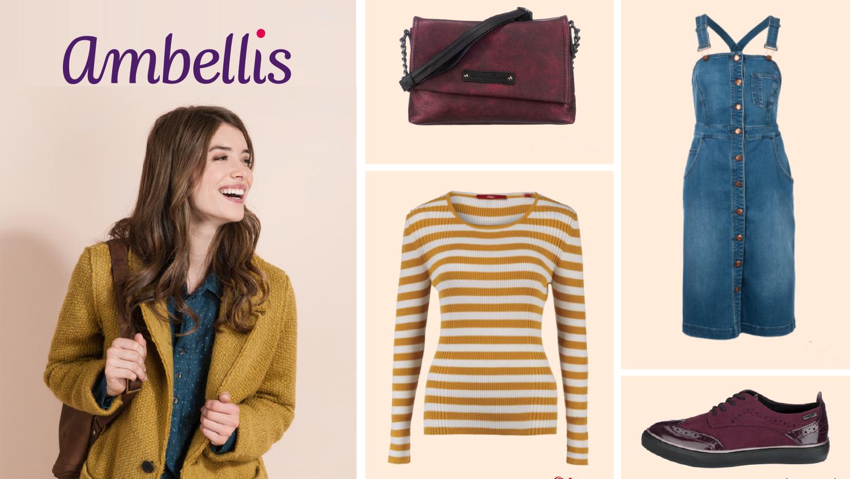 ambellis - Tolle Mode mit starken Marken