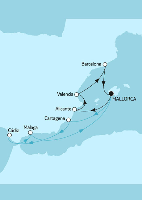 TUI Cruises - Mein Schiff 2