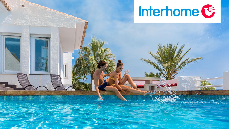 Interhome - Urlaub im Ferienhaus