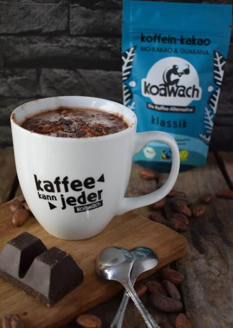 Koffein-Kakao von koawach