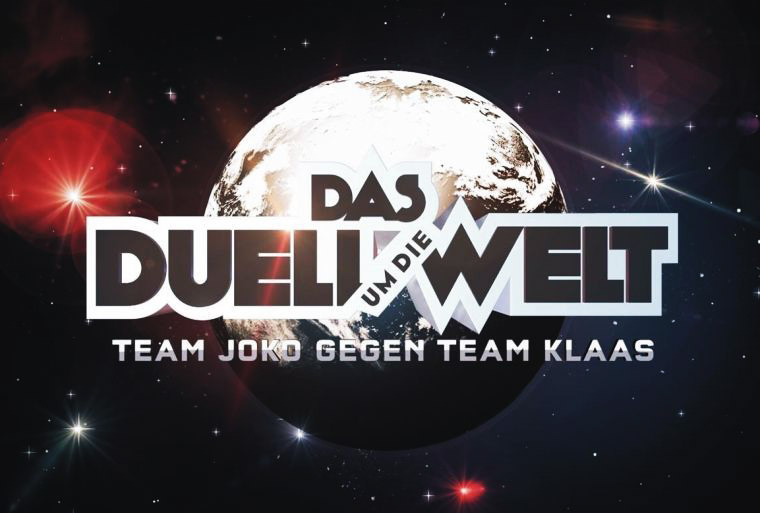 Team Joko gegen Team Klaas – Das Duell um die Welt inkl. Hotel in München