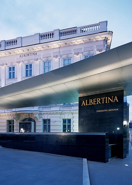 Tickets für Albertina in Wien
